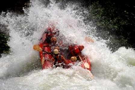 Nile River Rafting Safari